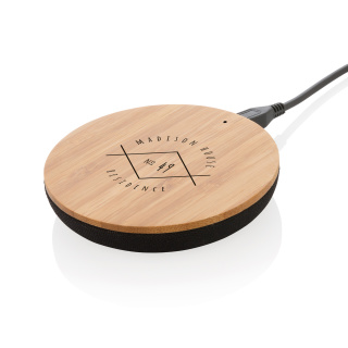 Promotional wireless phone charger