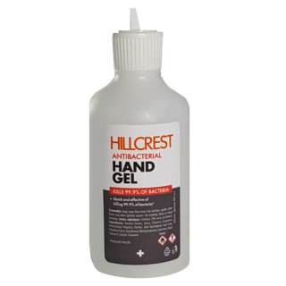 250ml Hand Sanitiser With A Flip Lid For Dispensing From Total Merchandise