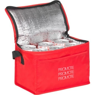 Tonbridge Lunch Cooler Bags in Red