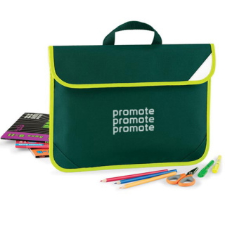 Our branded school bags are available in a range of colours.