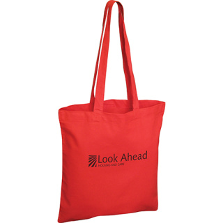Promotional Brixton Eco Shopper Bags with logos
