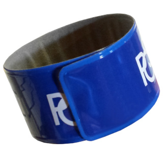Promotional Children's Slap Wrap Wristbands for business giveaways