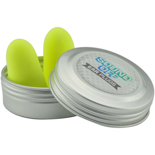 Promotional Disposable Ear Plugs with company logos