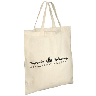 These printed cotton bags will look great branded with your company's artwork