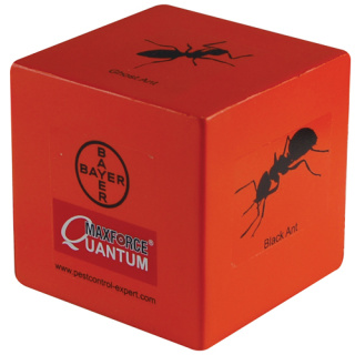 Promotional Stress Cube for Event Marketing