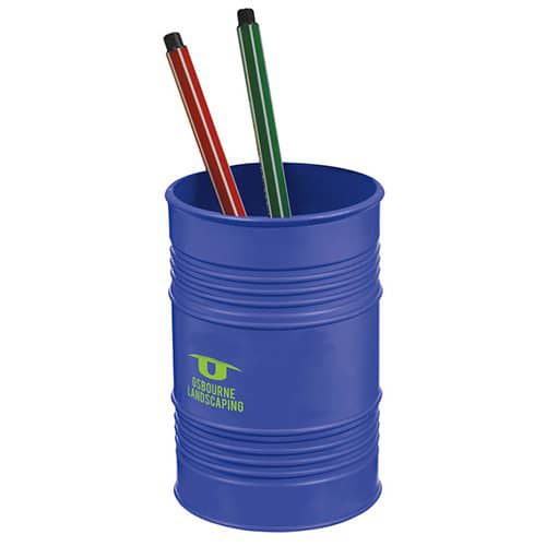 Oil Drum Pen Pots