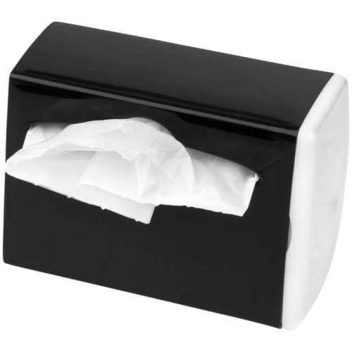 Travel Waste Bag Dispensers in Black