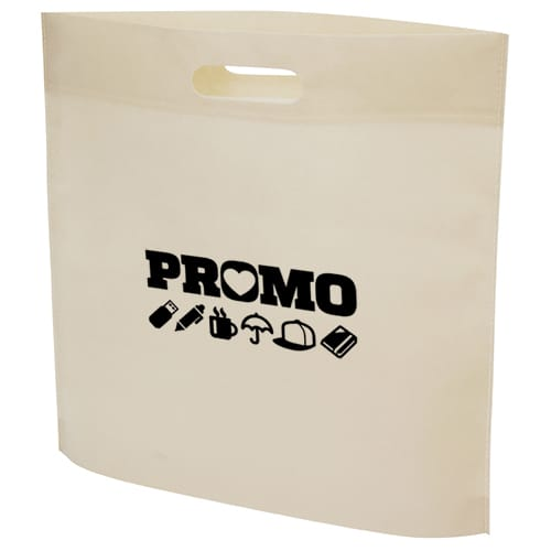 Promotional Exhibition Shopper Tote Bag for events