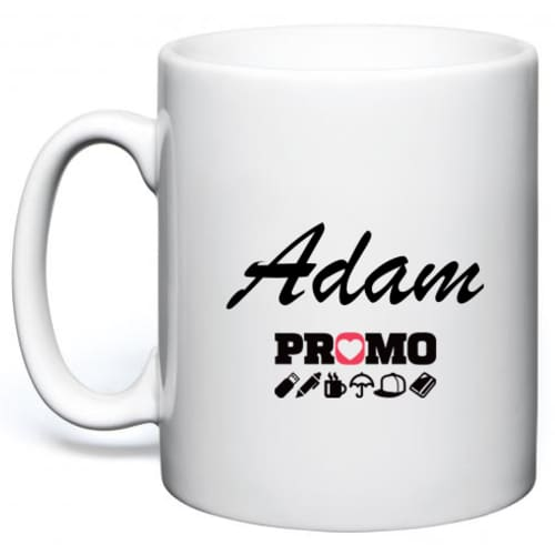 Personalised Any Name Photo Mugs for Business Gifts