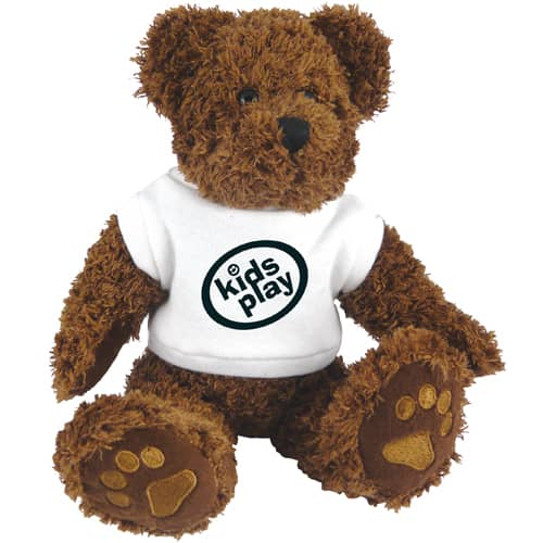 Promotional 10 Inch Charlie Teddy Bears for Business Gifts
