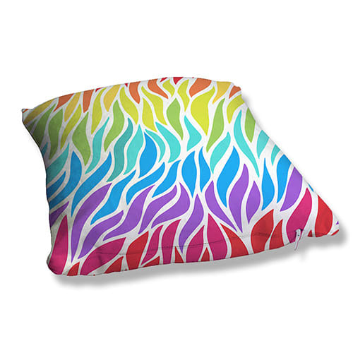 Branded Promo Cushions for with company designs