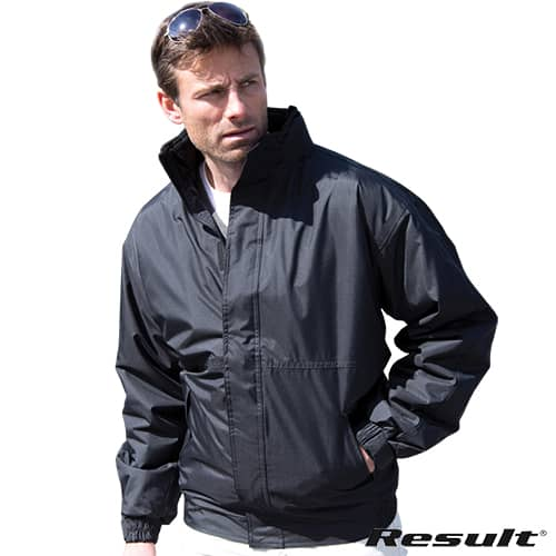 PromotionalResult Core Mens Channel Jackets with Your Logo