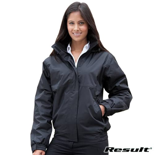 Promotional Result Core Ladies Channel Jackets with your Logo