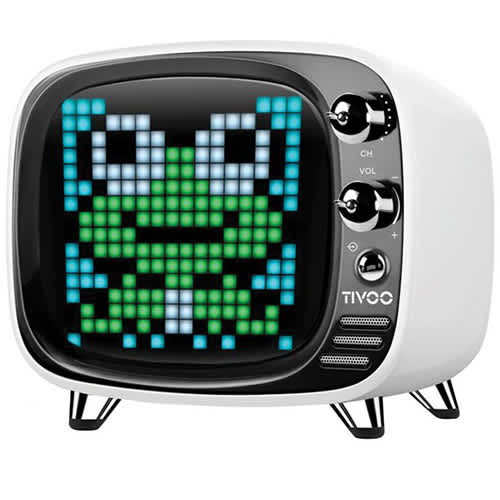 Promotional Pixel Art Tivoo Speakers Printed with Your Logo
