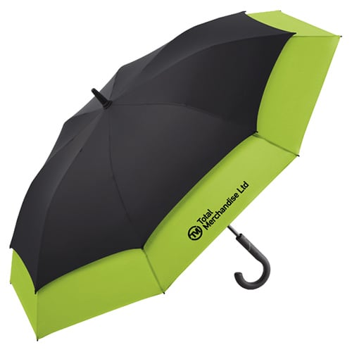 Printed Golf Umbrellas branded for business gifts