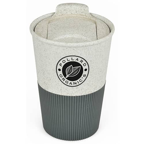 Custom brandedReusable Eco Coffee Cup for Promotions