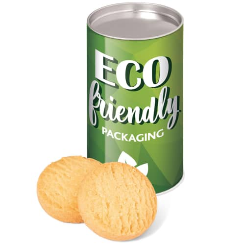 Promotional Mini Shortbread Biscuit Tins Branded Giveaways