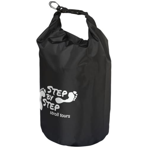 Waterproof 5L Survivor Bags in Black