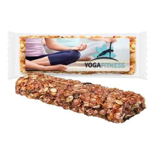 Branded Cereal Bars & Promotional Snacks