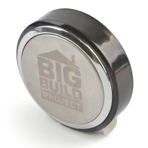Promotional 2m Stainless Steel Measuring Tape for Stylish Business Gifts