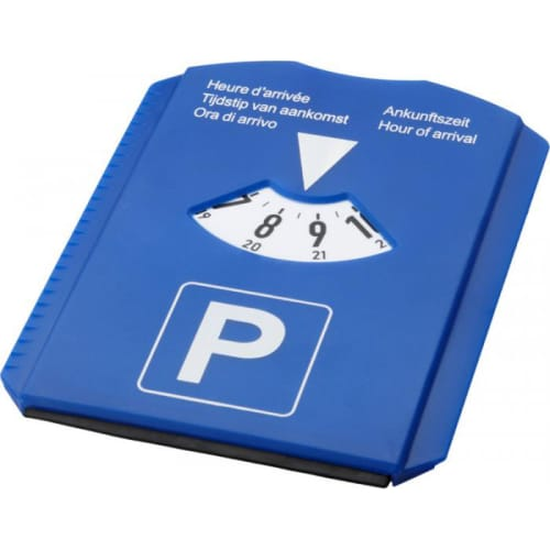 5 in 1 Parking Discs in Blue