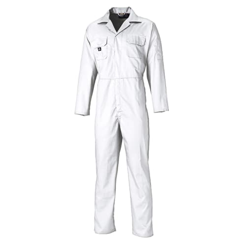 PromotionalEconomy Stud Front Coverall for workplaces