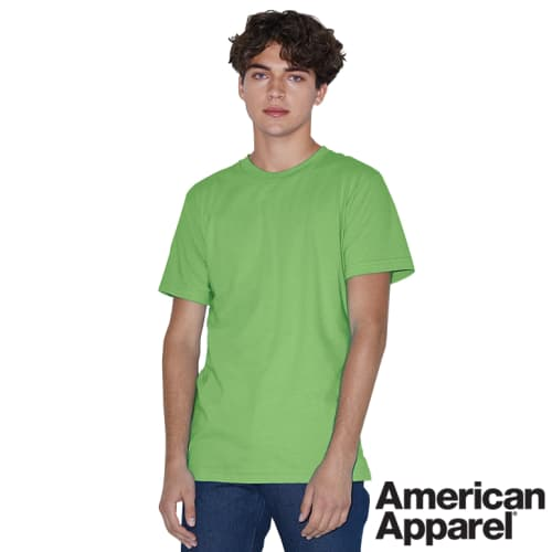 Promotional American Apparel Fine Jersey T Shirts for Merchandise