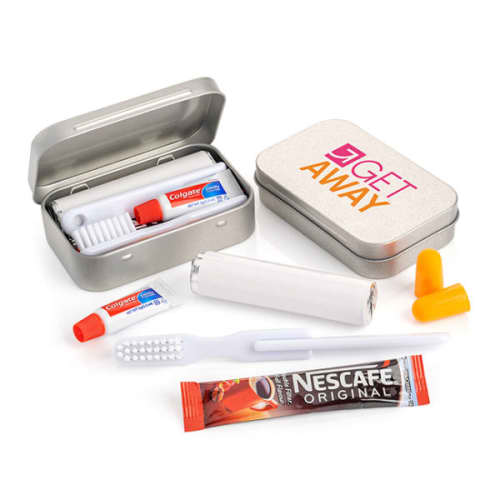 PromotionalFreshers Kit Tins for Events