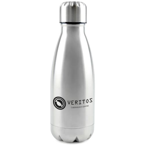 500ml Ashford Metal Bottles are practical promotional gifts for students, commuters, marketing and more
