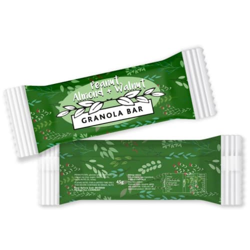 Promotional Granola Bars for Giveaways