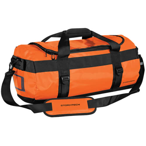 Branded Atlantis Waterproof Duffel Bags