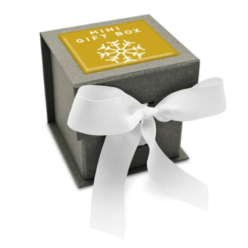 Promotional Mini Festive Gift Boxes for Business Gifts