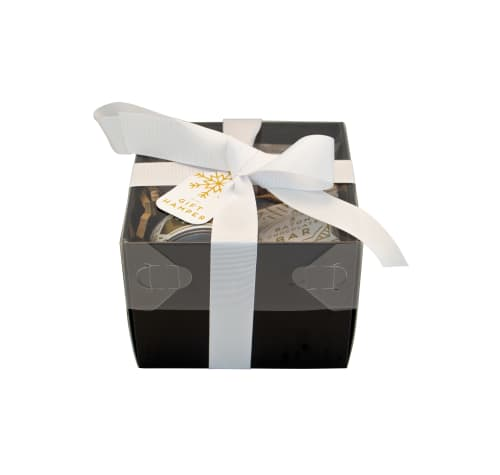 Printed Christmas Hampers for Festive Company gifts