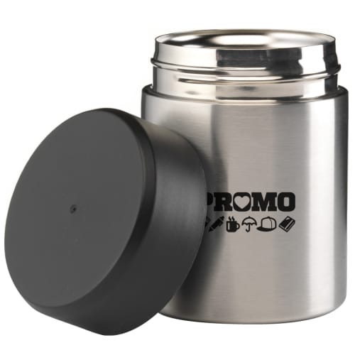 Promotional Thermal Flask SIlver