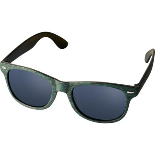 PromotionalSun Ray Heathered Finish Sunglasses for Summer Marketing