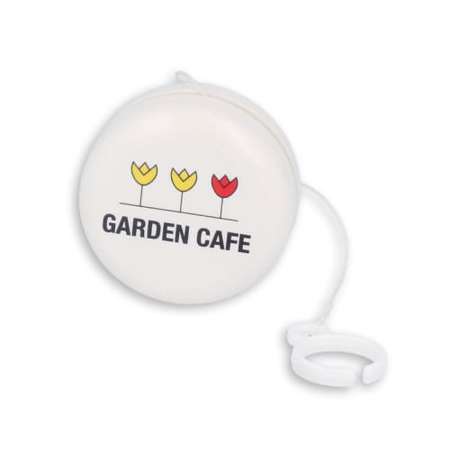 Recycled Plastic Yoyos as fun promotional gift ideas