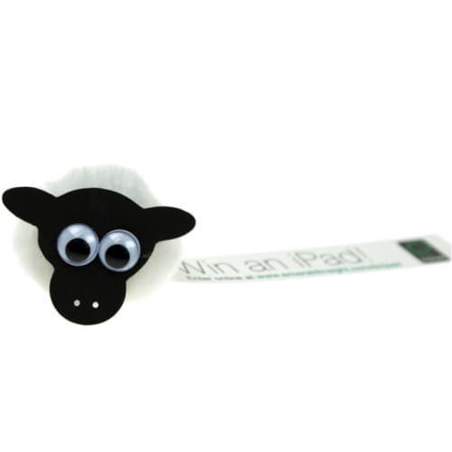 Promotional Sheep Message Bug