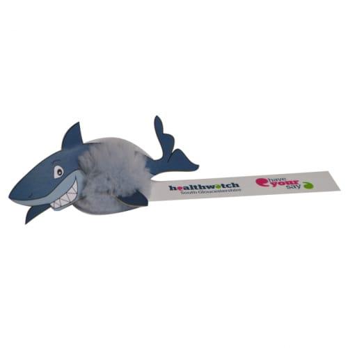 Promotional Shark Message Bugs