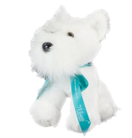 Promotional 15cm Westie Dog Soft Toys