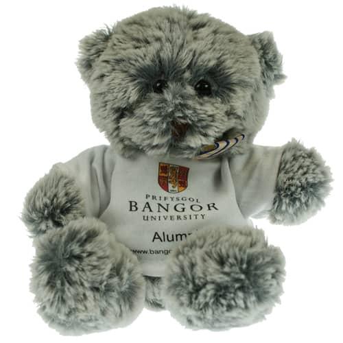 15cm Premium Mulberry Teddy Bears in Grey