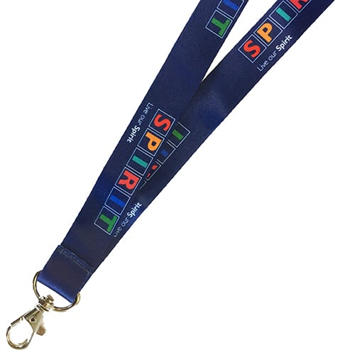 These branded Full Colour Lanyards are ideal for use at conferences.