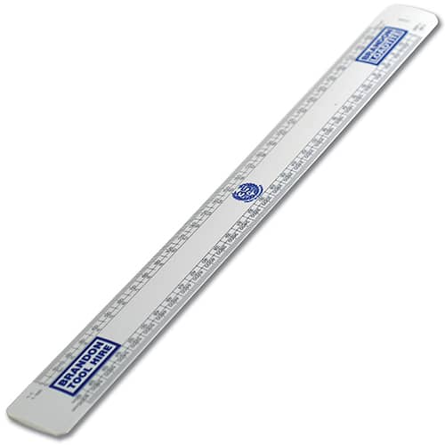 Promotional 300mm Professional Scale Ruler for business gifts