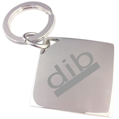Our Diamond Shaped Keyrings are ideal for taking awareness for your brand out-and-about with your customers.