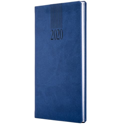 Tucson Pocket Weekly Diary in China Blue