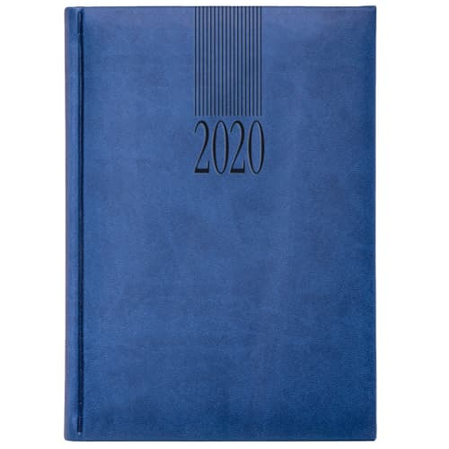 Promotional Tucson A5 Weekly Diary for offices in China Blue