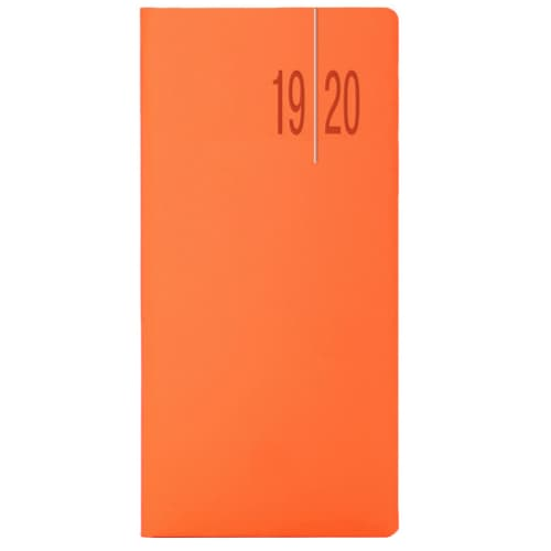 Academic Matra Weekly Pocket Diary in Orange