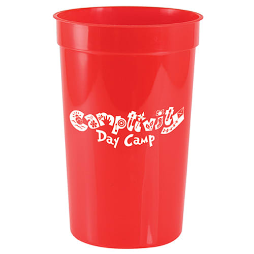 Promotional 454ml Plastic Cups for Events