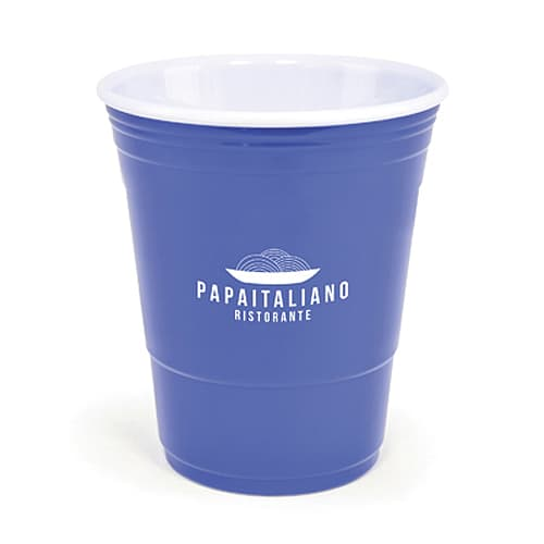 Printed 500ml Double Walled Cups for promotional events