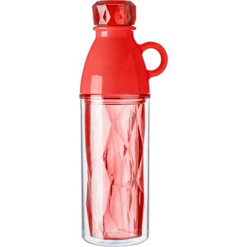 500ml Plastic Double Walled Bottles