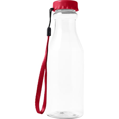 Branded 530ml Crown Cap Drink Bottles
